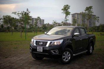 Nissan Việt Nam triệu hồi 604 chiếc Navara do lỗi ổ khoá cơ