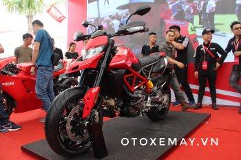 Ducati Hypermotard 950 2019 chính thức trình làng tại Việt Nam