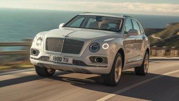 Bentley điện hóa toàn bộ dòng sản phẩm vào năm 2023