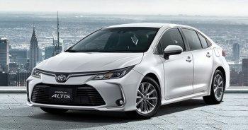 Toyota Corolla Altis mới ra mắt ĐNA vào tháng 8, giá bán chưa tiết lộ