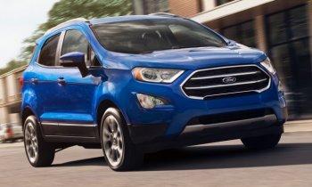 Thảm xe Ford EcoSport làm từ vỏ chai nhựa