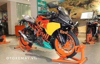 Cận cảnh KTM RC 390 MotoGP Edition 2019 giá 151 triệu đồng tại Việt Nam