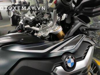 Lộ ảnh BMW F850GS 2019 tại Hà Nội