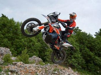 KTM 790 Adventure R Rally 2019 mang đến cảm giác thỏa mãn hơn cho các biker