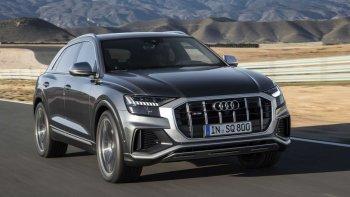SUV hiệu suất cao Audi SQ8 trình làng