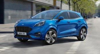 Ford Puma 2020: Đối thủ nặng ký của Hyundai Kona, Mazda CX-3