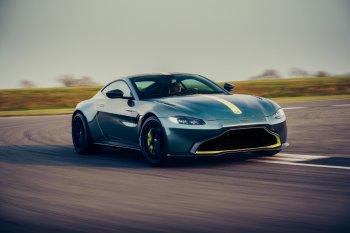 Aston Martin Việt Nam nhận đặt hàng siêu xe Vantage AMR 2019