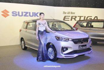 Suzuki Ertiga 2019 chính thức ra mắt tại Việt Nam, giá từ 499 triệu đồng