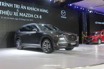 Mazda CX-8 Premium AWD 2019 giá 1,399 tỷ đồng được trang bị những gì ?