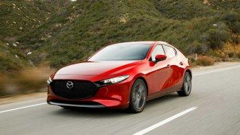 Mazda3 2019 bị triệu hồi vì nguy cơ rơi bánh khi đang chạy