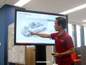 Bosch sẽ đầu tư hơn 100 triệu USD sản xuất dây đai truyền lực ôtô tại Việt Nam