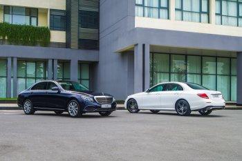 Mercedes-Benz Việt Nam triệu hồi 1.648 chiếc C-Class và E-Class