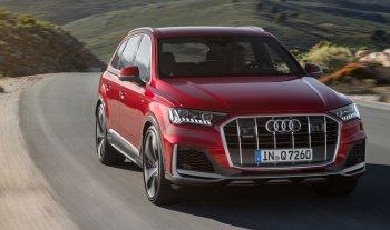 Audi Q7 2020 thiết kế mới Car-to-X và nâng cấp nhiều trang bị