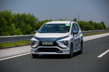 Mitsubishi Xpander tiêu thụ 5,6L/100 km
