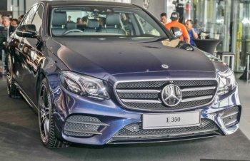 Mercedes-Benz E350 AMG sẽ trình làng tại Fascination 2019 ?