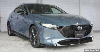 Mazda 3 2019 lộ giá bán tại Malaysia