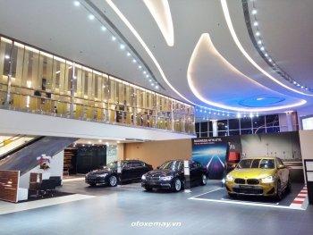 Thaco khánh thành tổ hợp showroom BMW - MINI - BMW MOTORRAD đầu tiên tại VN
