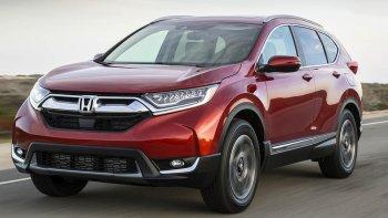Gần 13.000 xe Honda CR-V bị triệu hồi vì lỗi chốt cần số