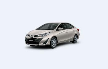 Toyota Vios vẫn thống trị Top 10 xe bán chạy tháng 6/2019