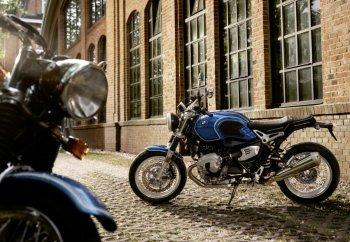 BMW Motorrad trình làng phiên bản R NineT /5 đặc biệt