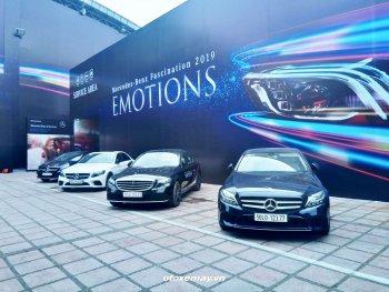 Mercedes-Benz trình làng E-Class mới tại Fascination 2019
