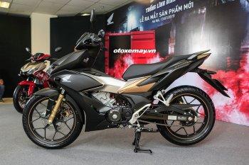 Honda Winner X – thay đổi thiết kế, tích hợp ABS, giá cao nhất 49,49 triệu đồng