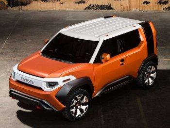 Toyota và Mazda dùng chung linh kiện cho mẫu SUV mới