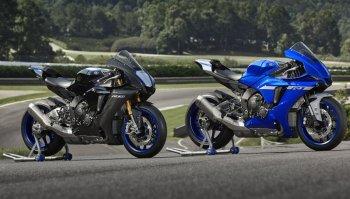 Yamaha YZF-R1 và R1M 2020 chính thức lộ diện