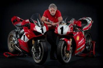 Ducati trở lại thập niên 90 với phiên bản V4 đặc biệt
