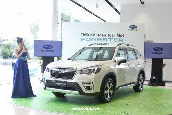 Chính thức ra mắt Subaru Forester 2019 mới giá từ 1,128 tỷ đồng tại Việt Nam