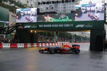 Chính thức mở bán vé xem đua xe F1 tại Việt Nam