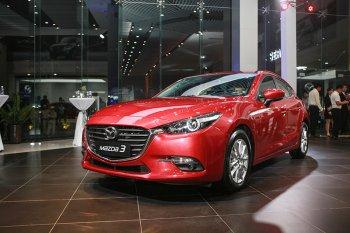 Trong tháng 7, Thaco ưu đãi khách hàng mua Mazda3 70 triệu đồng