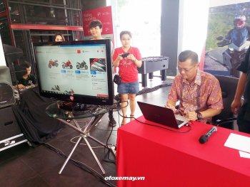 Ducati Việt Nam hợp tác với Adayroi bán xe kèm ưu đãi 40 triệu đồng