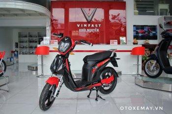 Cận cảnh  VinFast LUDO – Xe điện nhắm tới khách hàng là học sinh, sinh viên