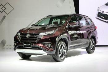 Toyota Việt Nam triệu hồi xe Rush với lỗi có thể tự bung túi khí