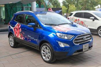 6 tháng đầu năm Ford Việt Nam bán hơn 15 nghìn xe