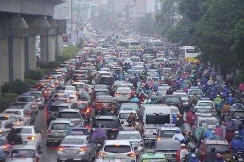 Hà Nội sắp thu phí ôtô vào nội đô