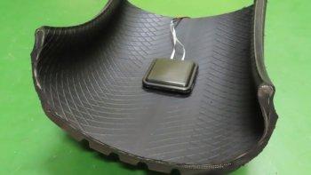 Lốp xe có thể sinh ra điện khi đang chạy