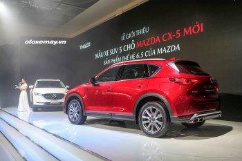 Mazda CX-5 thế hệ 6.5 thêm camera 360, AWD được bán với giá 1,149 tỷ đồng