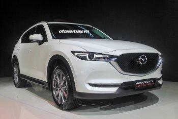 Sử dụng tất cả các tùy chọn, Mazda CX-5 thế hệ 6.5 có giá cao nhất 1,149 tỷ đồng