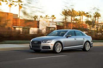 Hơn 140.000 xe Audi gặp lỗi túi khí không bung