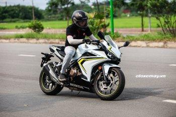Honda CBR500R 2019 – phân khối lớn dành cho người mới