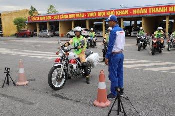 Honda Việt Nam phối hợp cùng Cục cảnh sát giao thông thúc đẩy hoạt động lái xe an toàn