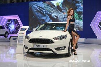 Ford Focus chính thức ngừng lắp ráp tại Việt Nam