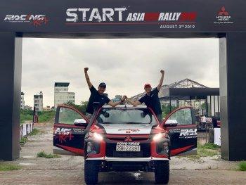 RacingAKA hoàn thiện những công đoạn cuối và lên đường tham chiến tại AXCR 2019