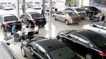 Thị trường ôtô Việt tăng 23% trước tháng Ngâu