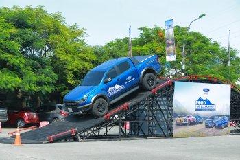 Ford Roadshow 2019 chính thức được khởi động tại Hà Nội