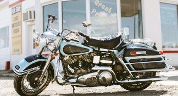 Harley Davidson Electra Glide huyền thoại của Elvis Presley có thể phá kỉ lục đấu giá Thế Giới
