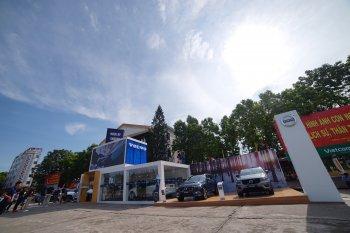 Volvo mang showroom di động tới Lào Cai và Vinh