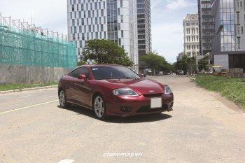 """Lái thử xe đua """"huyền thoại đường phố"""" Hyundai Tuscani Elisa 2.7"""
